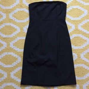 Gap size 10 straight black dress